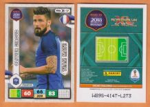 France Olivier Giroud Arsenal 2018